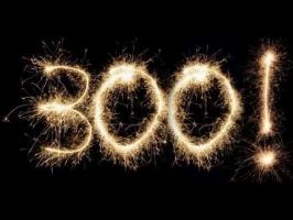 300 registrovaných uživatelů!